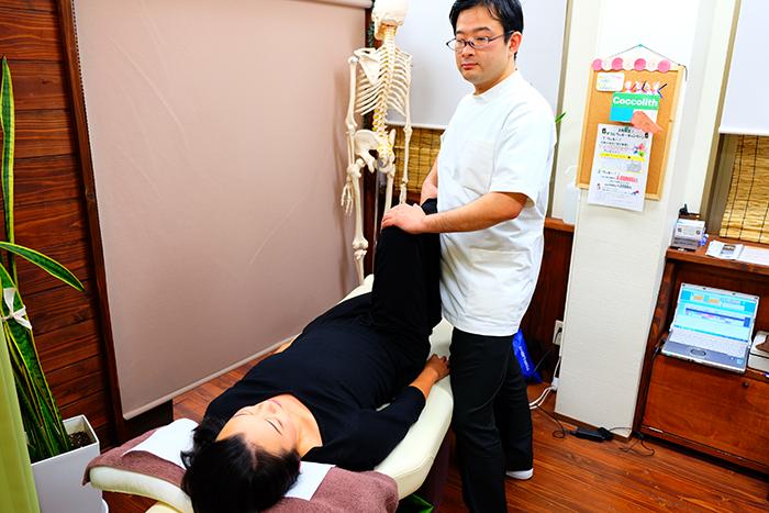 「あなたのO脚・脚の歪みを91%の確率で改善させ再発を防ぐコース」